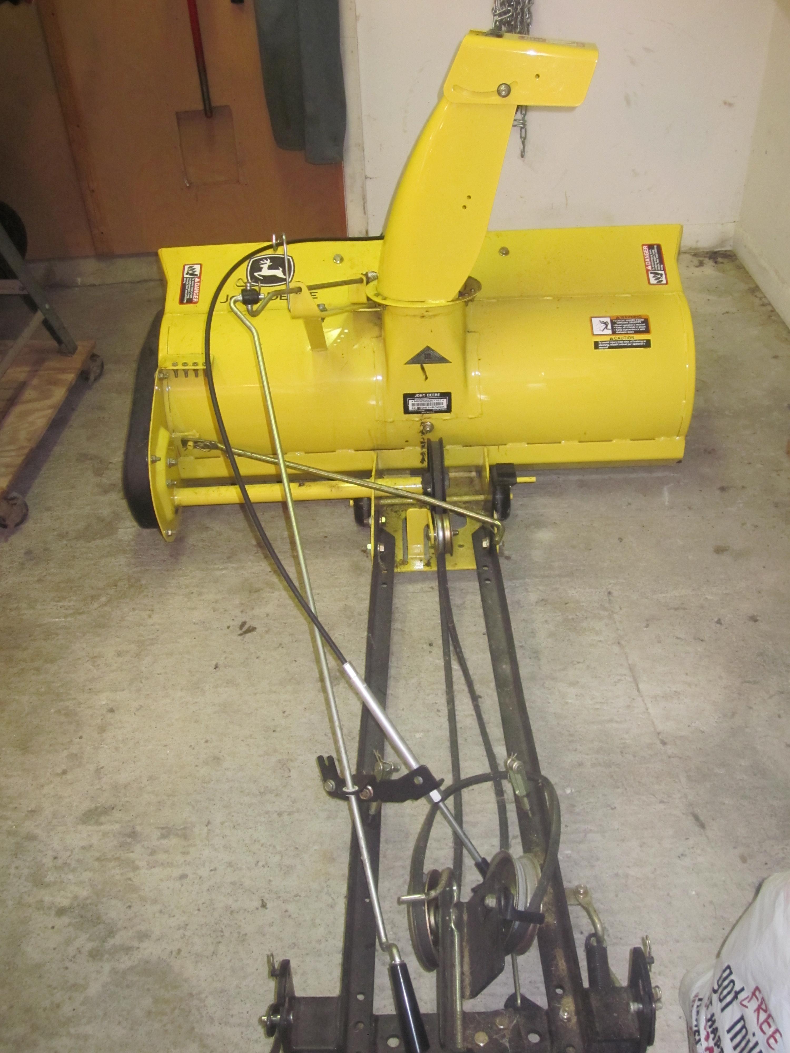 John Deere 345 Snowblower Parts Diagram Electrical Wiring Diagrams 826 42 Inch U2022 111